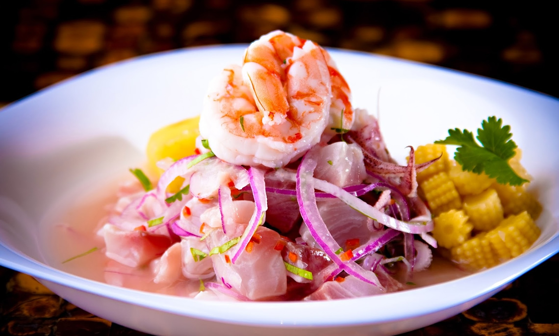 Ceviche Low Carb