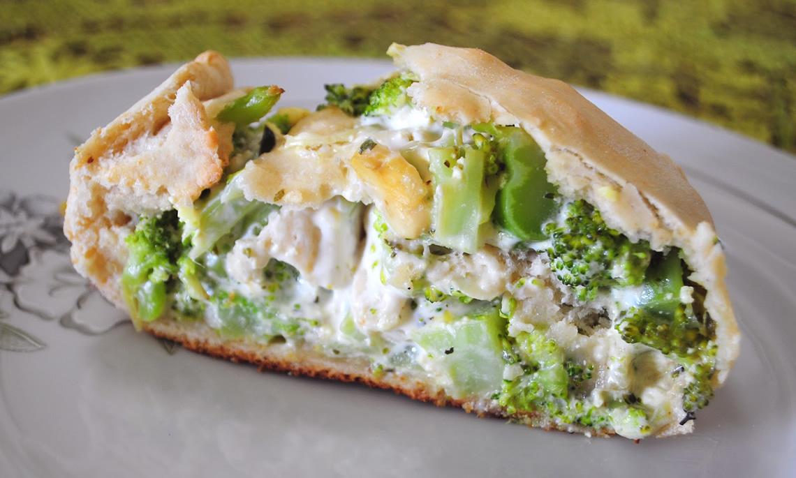 Como Fazer Pão de Brócolis Low Carb