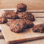 Como Fazer Cookies de Coco Com Ameixa Low Carb