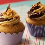 Como Fazer Muffin de Paçoca Low Carb