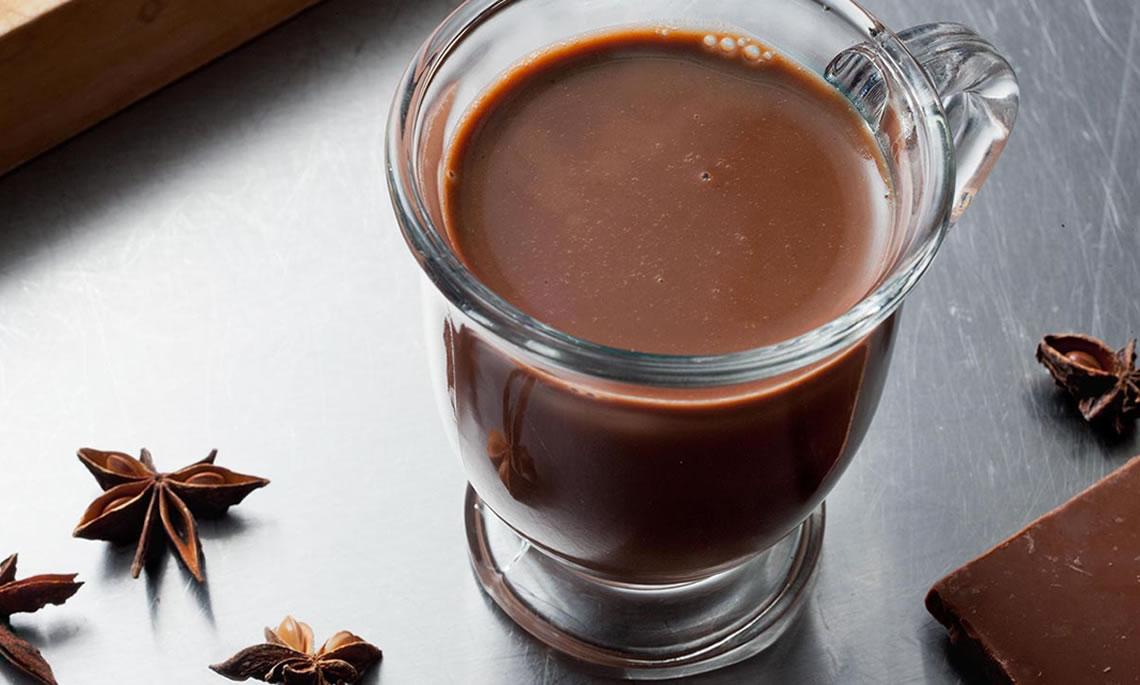Como Fazer Chocolate Quente Cremoso Low Carb
