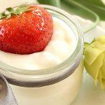 Como Fazer Iogurte Natural de Pêssego Low Carb