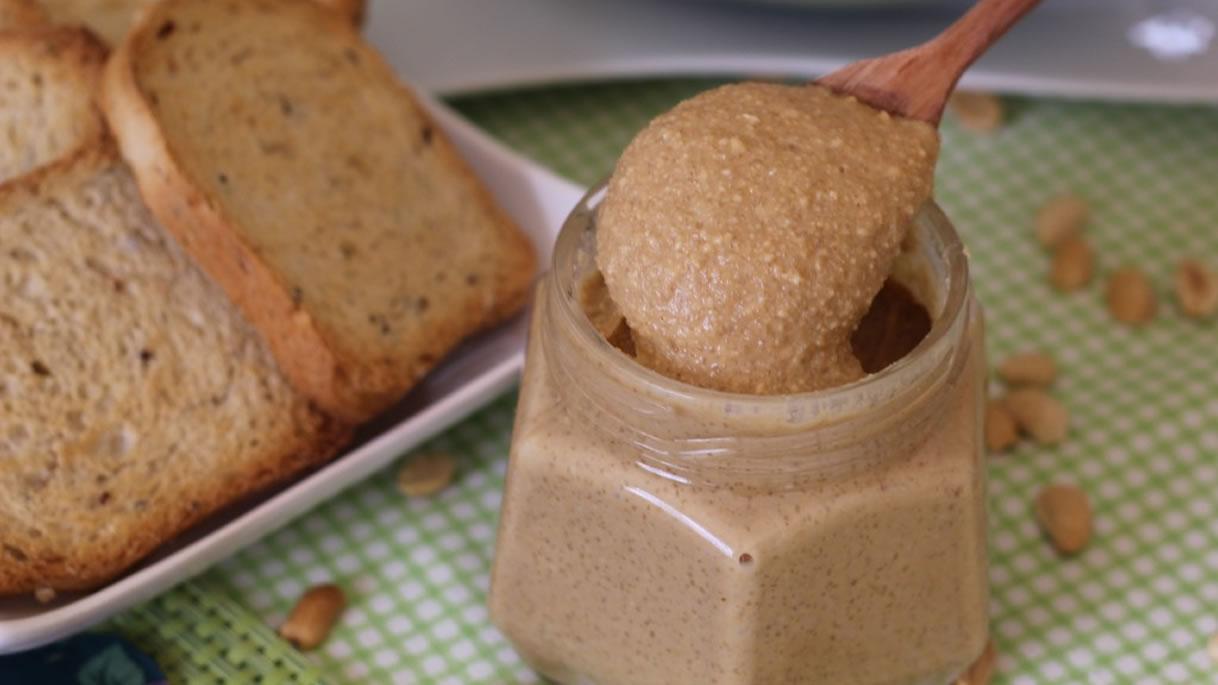 Como Fazer Pasta de Amendoim Low Carb