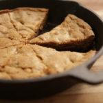 Como Fazer Cookie de Frigiideira Low Carb